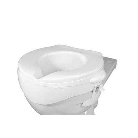 rehausse wc rehofix avec couvercle sanetis. Black Bedroom Furniture Sets. Home Design Ideas