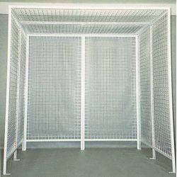 Cage de pouliethérapie double