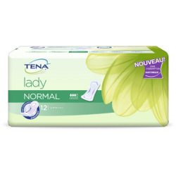 SERVIETTE HYGIENIQUE TENA LADY NORMAL