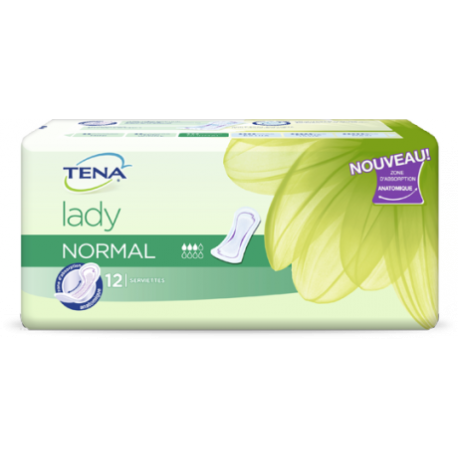 Douceur ! Serviette-hygienique-tena-lady-normal