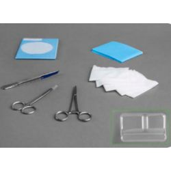 SET DE POSE SUTURE SOIN PATIENT